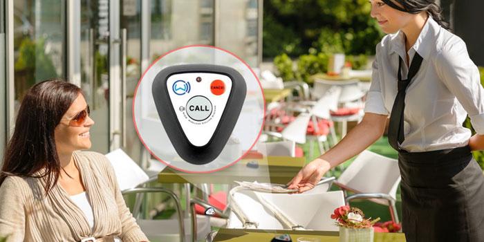 Sistema Wireless  di Chiamata Cameriere