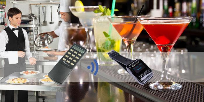 Sistema Wireless di chiamata Cucina/Bar