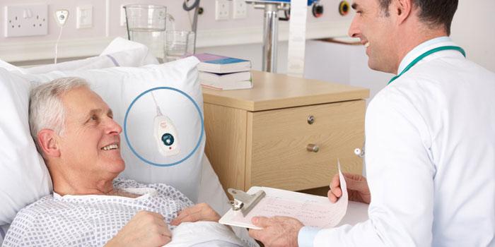 Sistema Wireless di Chiamata Infermiere/Operatore Sanitario