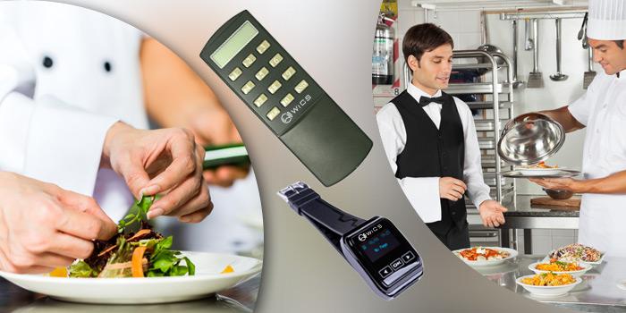 Sistema Wireless di chiamata Cucina